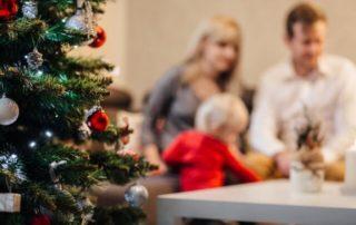 seguridad hogar navidad