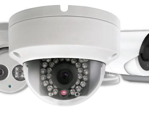Ventajas y desventajas de una cámara IP y una cámara CCTV