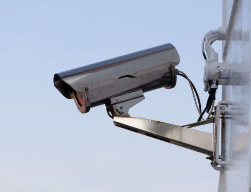 ¿Qué es un sistema de CCTV?