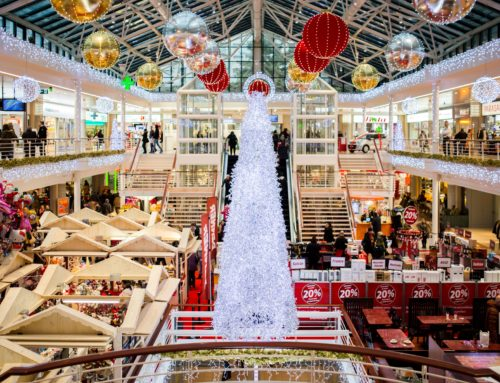 Seguridad para Negocios en Navidad