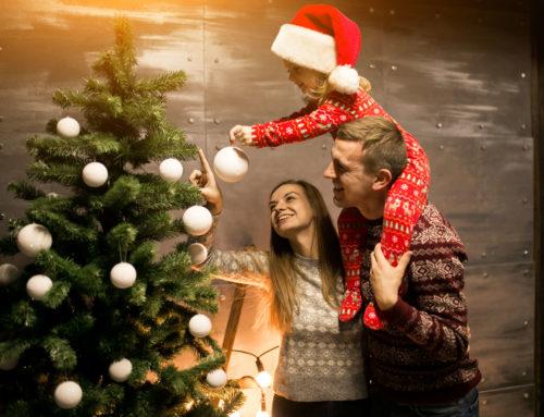 Seguridad para Hogares en Navidad