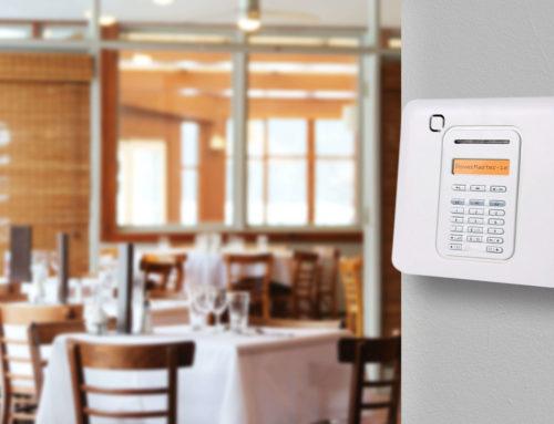 ¿Cuáles son los sistemas de seguridad básicos para un negocio?