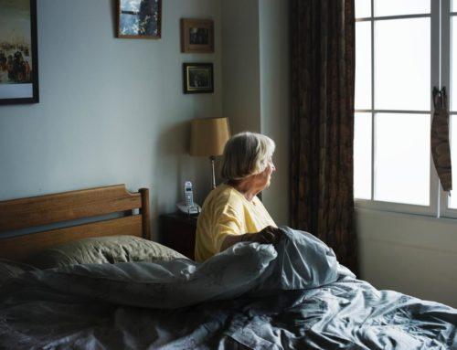 Seguridad en casa para personas mayores