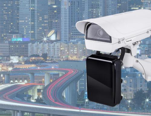 Càmeres intel·ligents amb lectura de matrícules