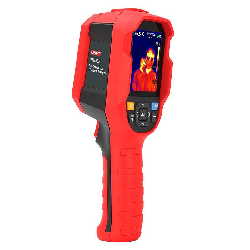 Detecció de temperatura portàtil